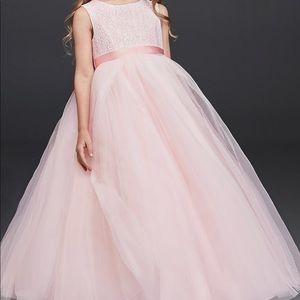 NWT flower girl dress